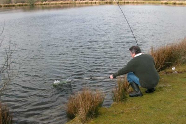 Innis fly fishery, 2